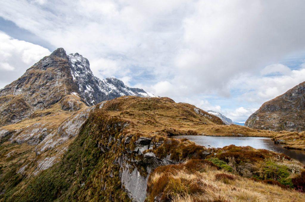 Der Mackinnon Pass
