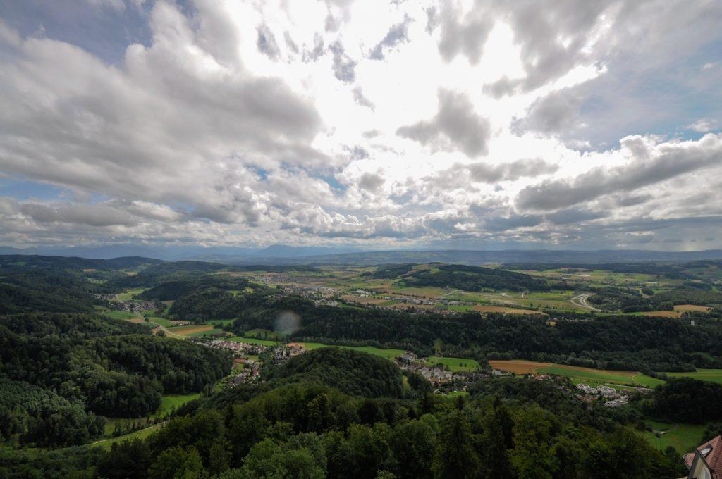Schweiz: Uetliberg Züricher Umland