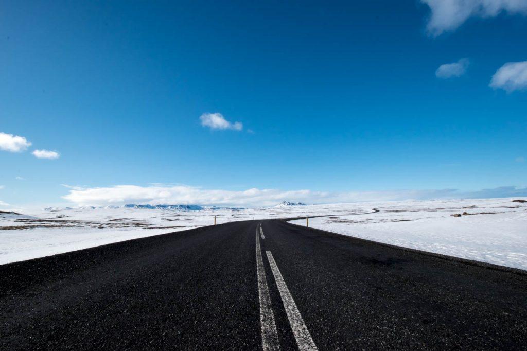 Unterwegs auf der Ringstraße von Island