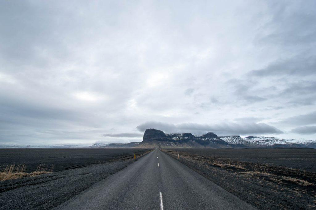 Im Süden von Island auf der Ringstraße
