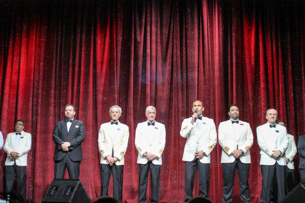 MSC Musica Team - die Chefs