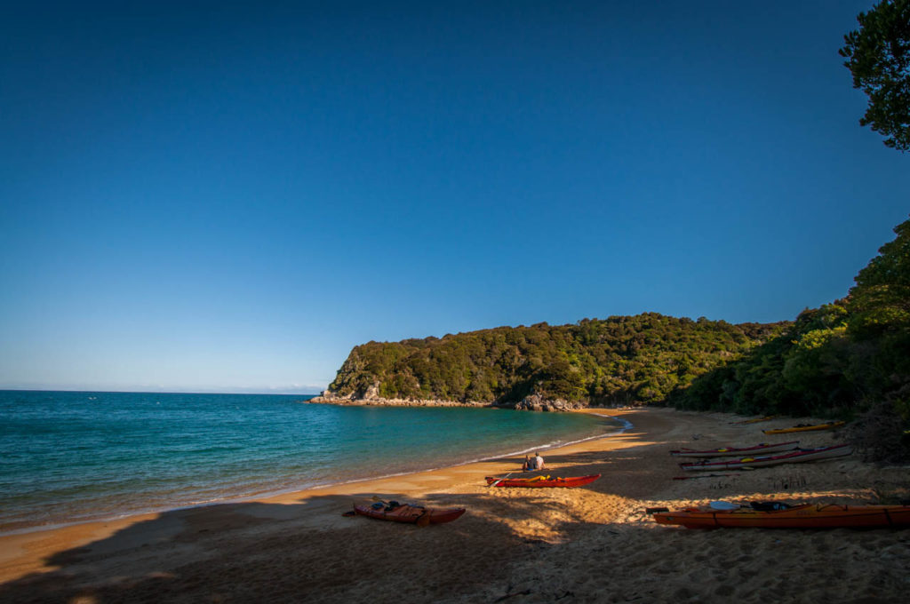 Te Pukatea Bay - Bucht